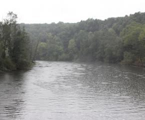 НИМХ: Възможни са наводнения във водосборите на река Тунджа