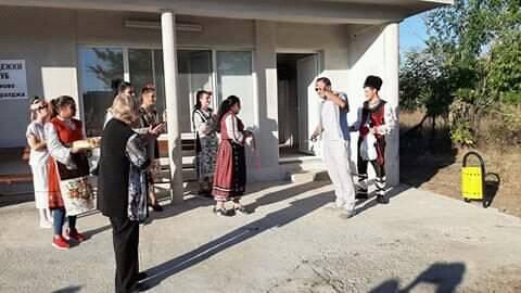 На нова придобивка се радват децата и младите хора от с.Маленово. Общината насочи финансов ресурс за обновление на сграда в селото и преобразуването й...