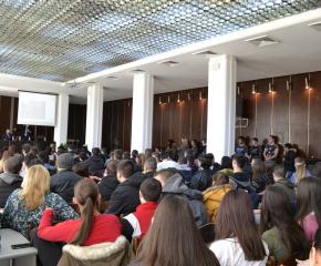 "Нов проект на Сдружение ""ПРО"" и Младежки дом - Сливен"