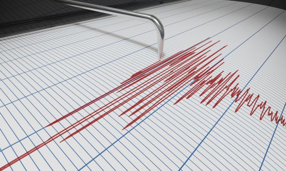 Земетресение със сила 4.7 по Рихтер беше регистрирано в Гърция в 4.29 часа тази сутрин. Епицентърът му е в морето, на 52 километра югоизточно от Атина....