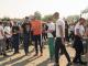 Нов живот за двора на рушащо се училище от екипа на В. Ревански (видео)