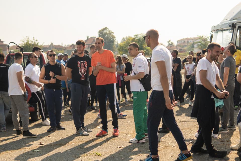 Eкипът на Валентин Ревански днес отново доказва, че когато има желание, има и начин!Поредна инициатива в полза на гражданите, организирана след като...