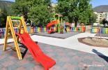 Нови детски площадки в шест квартала в Сливен