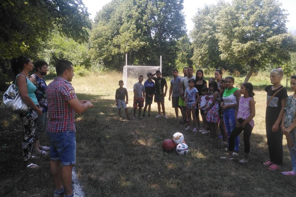 Ново футболно игрище е изградено в боляровското село Воден. Със средства от Местната комисия за борба с противообществените прояви на малолетни и непълнолетни...