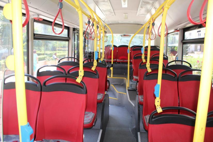 """""""Юнион Ивкони"""", която обслужва линиите на градския транспорт на територията на община Ямбол от 2011 година, въвежда нови цени на автобусните билети. Това..."""