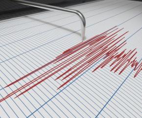 Ново регистрирано земетресение край Своге