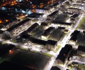 Ново улично осветление в ямболски квартали