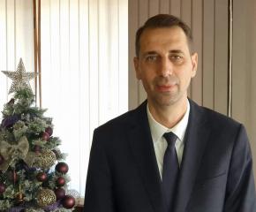Новогодишно приветствие на кмета на община Ямбол Валентин Ревански (видео)