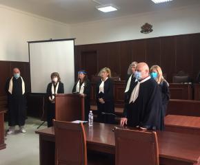 Новоизбраните съдебни заседатели в Окръжен съд - Ямбол положиха клетва
