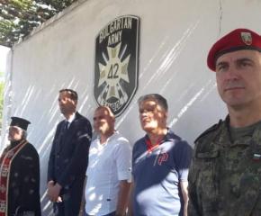 Новоназначени военни положиха клетва (ВИДЕО)