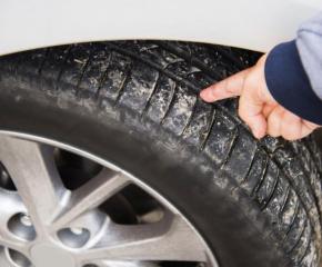 """Няколко автомобила осъмнаха със срязани гуми в ямболския комплекс  """"Г. Бенковски"""""""