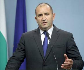 Обръщение на президента Румен Радев по случай 24 май