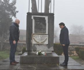 Община Ловеч отдаде почит към Апостола на свободата в деня на неговото залавяне