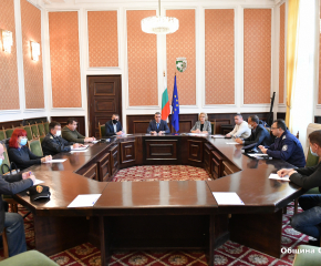 Община Сливен е в готовност за зимен сезон 2021-2022 г.