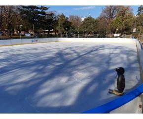 Община Сливен кани всички на откриването на ледената пързалка на 2 декември