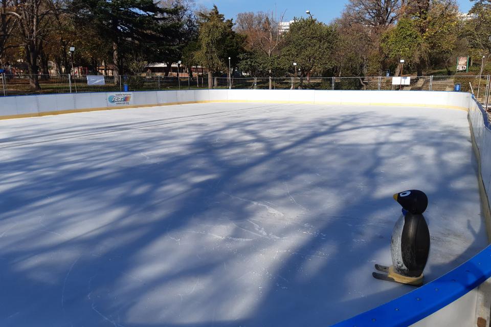 С откриването на двойно по-голяма ледена пързалка тази година ще бъде дадено началото на програмата за празниците в града под Сините камъни. Община Сливен...