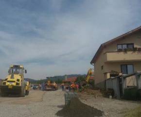"""Община Сливен очаква пускане в експлоатация на новата водопроводна мрежа за квартал """"Ново село-изток"""" 2-а"""