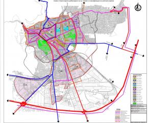 Община Сливен с проект на Генерален план за организация на движението