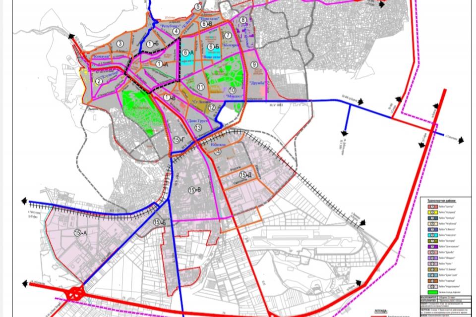 """Проект на """"Генерален план за организация на движението на гр. Сливен"""", предлага на вниманието на гражданите Община Сливен. Той е изготвен във връзка..."""