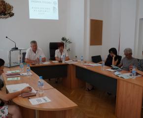 """Община """"Тунджа"""" представи на публично обсъждане изпълнението на Бюджет 2020"""