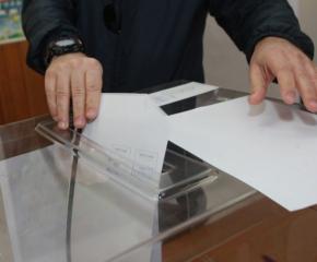 Община Ямбол обяви графика за предаване на изборните книжа на СИК