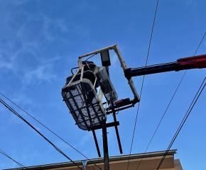 Oбщина Ямбол получи дарение от 150 LED осветителни тела за града