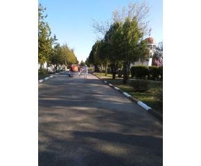 Община Ямбол предприема противоепидемични мерки при посещенията в Гробищния парк