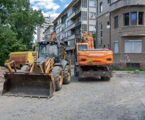 Община Ямбол стартира инфраструктурни ремонти