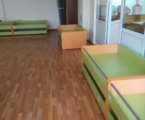 Общината поднови цялата леглова база на детските ясли в Сливен