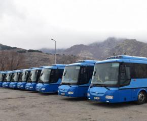 Общинската транспортна схема в Сливен няма да бъде засегната при протест на превозвачите