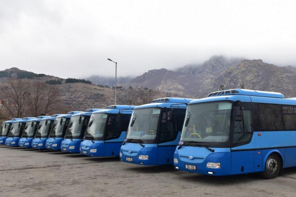 Общинската транспортна схема в Сливен няма да бъде засегната при евентуален протест на превозвачите на 13 януари и ще бъде обслужена на сто процента. Това...
