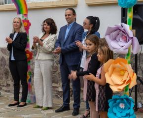 Общински детски комплекс - Ямбол откри новата учебна година (ВИДЕО)