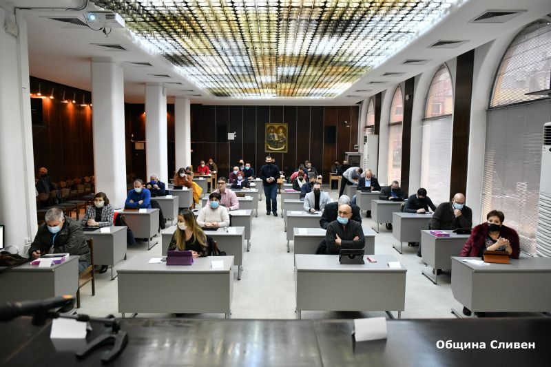 30точки са заложени в предварителния дневен ред на предстоящата в четвъртък – 25 март редовна сесия на Общински съвет-Сливен. Сред акцентите попадат...