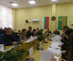 Общинският съвет в Болярово проведе второто си заседание.