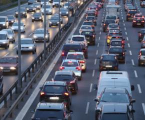 Очаква се засилен трафик в цялата страна