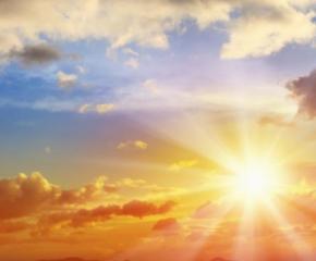 Очакват ни слънчеви и топли почивни дни