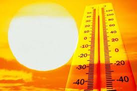 Предстои гореща юлска седмица. В понеделник следобед термометрите ще се колебаят между 30 и 35-36 градуса. Условия за следобедни краткотрайни превалявания...