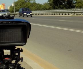 ОДМВР-Сливен: Над 460 нарушения на скоростта са установени за една седмица