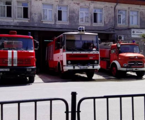Огнеборците отбелязват професионалния си празник