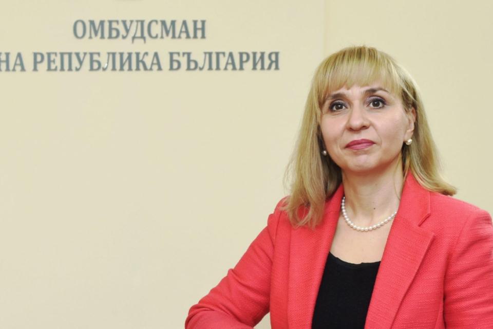 Омбудсманът Диана Ковачева изпрати препоръка до управителя на Националния осигурителен институт Ивайло Иванов, в която настоя за служебно преизчисляване...