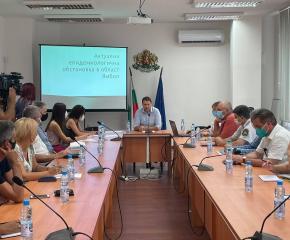 ОМС призова за спазване на по-строгите противоепидемични мерки