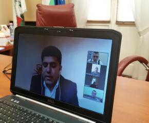 Онлайн дискусия: Обединените усилия водят до добри резултати в борбата с Ковид-19