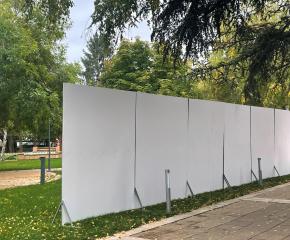 Определени са местата за поставяне на предизборни материали в Ямбол, за първи път в града са монтирани специални табла за писмени форми на агитация