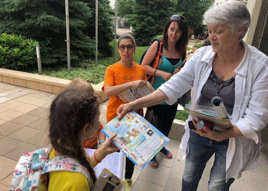 Цветанка Алексиева, секретар на Местната комисия за борба с противообществените прояви на малолетни и непълнолетни в община Тунджа, е носителят на тазгодишната...