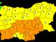 Оранжев код за силни горещини в Ямбол, Сливен и още 6 области