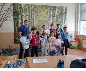 Организираха детски шахматен турнир по случай 1 юни