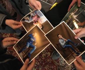 Организиран интерактивен урок във фотографски клуб от Веселиново