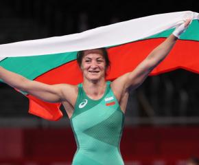 Още един бронз за страната ни от Олимпийските игри донесе Евелина Николова