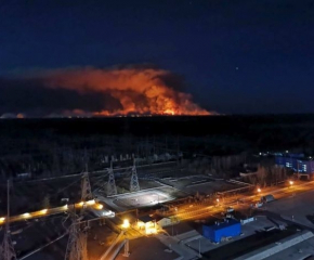 Отбелязваме 34 години от Чернобилската катастрофа