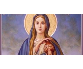 Отбелязваме деня на света Мария Магдалина